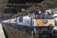 2009 1 28 EF641032 寝台特急 北陸 - kudocf4rの鉄道写真とカメラの部屋2nd