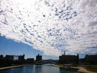 秋空 雲の流れ - NATURALLY