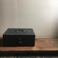 木製金庫手持ち金庫 - アンティークショップ 506070mansion 札幌 買取もやってます!
