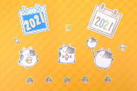 2021年 手作り年賀状づくり受付開始! - シェルパのアルバムカフェ