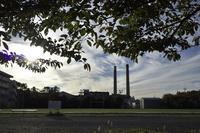 「煙突のある街」 - hal@kyoto