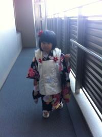 3歳の七五三の着物を、療育保育園に寄贈しました - すずちゃんはASD