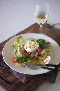 「明治北海道⼗勝⽣モッツァレラ」でドッキリ - The Lynne's MealtimesⅡ