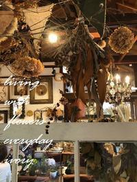 本日も張り切ってOPENです。 -  Flower and cafe 花空間 ivory (アイボリー)