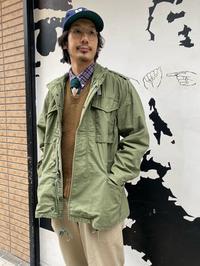 幅広いサイズで楽しめるM-65 Field JKT!!(マグネッツ大阪アメ村店) - magnets vintage clothing コダワリがある大人の為に。
