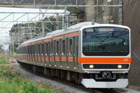 2020 10 7 武蔵野線 E231系 MU19編成 - kudocf4rの鉄道写真とカメラの部屋2nd