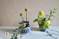 今月のお家にお花を飾る - Bouquets_ryoko