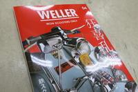 WELLER発売中~~~~~~~。 - 東京ヴェスパBlog