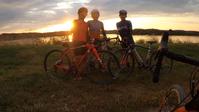 グラベルロード・サイクリング】シクロクロスバイクでマウンテンバイク向きのグラベル、シングルトラック、ダート、ガレ場を含むトレールを40Km ツーリング - アメリカを自転車でエンジョイ