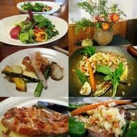 らしくダイニングキッチン * おいしいランチとChiroファームのお野菜♪ - ぴきょログ~軽井沢でぐーたら生活~