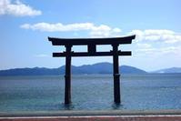 白髭神社 - Blue Planet Cafe  青い地球を散歩する