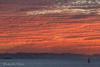 神島水落のだるま朝日 - 写真ブログ「四季の詩」