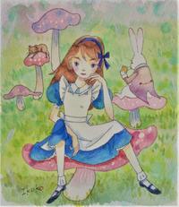 アリス☆キノコに座って一休み - ギャラリー I