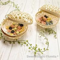 レッスンレポート「花くっきー」2 - Sweets Studio Floretta* Flower Cake & Sweets Class@SHIGA