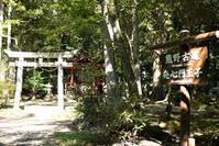 紀伊半島熊野古道中辺路、発心門王子から熊野本宮大社まで歩く - 旅の備忘録