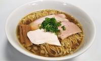 らぁ麺紫陽花煮干しらぁ麺(京阪百貨店守口店秋の全国うまいもの大会) - 拉麺BLUES
