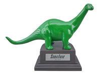 12年ぶりのシンクレア恐竜ネタです - 下呂温泉 留之助商店 店主のブログ
