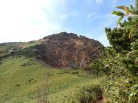 芦別岳1726m~紅葉を求めて2020.10.10 - ひだかの山に癒やされて