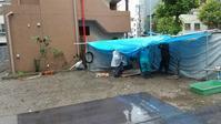 雨の中でも - 日向興発ブログ【一級建築士事務所】