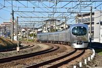 西武001系 Laview 所沢陸橋下にて - 東京鉄道写真局