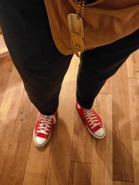 最近気になるローテクスニーカーの代表格「CONVERSE」 - Shoe Care & Shoe Order 「FANS.浅草本店」M.Mowbray Shop