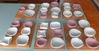 釉薬掛け本焼き10月11日(日) - しんちゃんの七輪陶芸、12年の日常