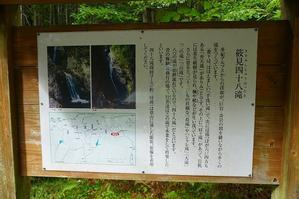 2020.9.27 筱見四十八滝 - Twenty Cross Blog