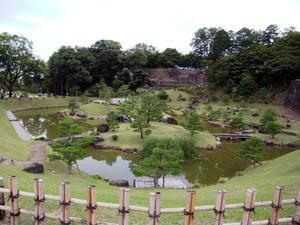 お城散策~玉泉院丸庭園を巡る - 金沢日和下駄~私のものぐさ日誌~