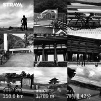 琵琶湖〜奈良ライド - 曙光