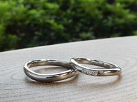 ふたりだけの結婚指輪オーダーメイド|岡山 - 工房Noritake
