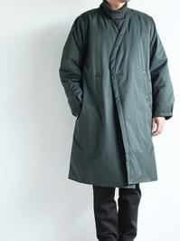 South2 West8 (S2W8)V Neck Down Coat - 『Bumpkins putting on airs』