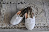 インド製のスリッパ - HanaHana Selection