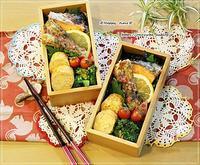 焼き鮭のり弁当♪ - ☆Happy time☆