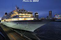 久しぶりに横浜港で船を眺めてきました♪ - 四季彩の部屋Ⅱ