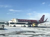 ◆ もう会えない飛行機たち、その17 「Air Asia Japan A320」(2020年10月) - 空とグルメと温泉と