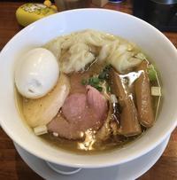 『千茶屋』塩ワンタン麺 - GARAGE BAR GOOSE 雑貨屋社長のブログ