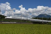 夏雲と新幹線3 - そ~ら、みてごらん