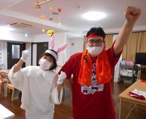 白熱の運動会 - メディカ倉敷北 公式ブログ