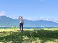 琵琶湖で今年のラストSUP - 笑わせるなよ泣けるじゃないか2