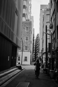 新宿三丁目裏通り - photolog-ミヤコワスレ