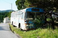 岩手交通バスの廃車体 - HIRO☆の鉄旅ブログ