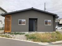 ぶどうの郷の家竣工 - 三楽 3LUCK 造園設計・施工・管理 樹木樹勢診断・治療