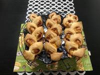 『パセリ風味のチーズベーコンエピ』 - カフェ気分なパン教室  *・゜゚・*ローズのマリ
