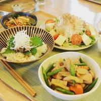 今日のレッスン(10月13日)〜教室がみなさんにとって心地よい場所に〜 - 料理教室 あきさんち