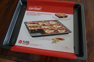 幅が変えられるオーブン用天板 -