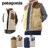 Patagonia [パタゴニア] M's Reversible Bivy Down Vest [27588] メンズ・リバーシブル・ビビー・ダウン・ベスト・MEN'S - refalt blog