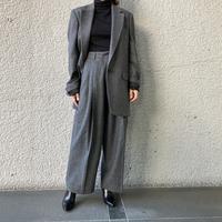 【DRIES VAN NOTEN】ジャケット&パンツ - 山梨県・甲府市 ファッションセレクトショップ OBLIGE womens【オブリージュ】