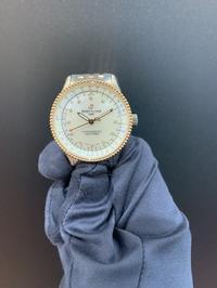 2020年新作 ナビタイマー オートマチック 35 - 熊本 時計の大橋 オフィシャルブログ