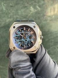 2020年新作 BR05 スケルトン! - 熊本 時計の大橋 オフィシャルブログ