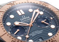 """オメガの腕時計「シーマスター」希少メタル素材""""タンタリウム""""など3つのメタルを使用した新作 - スーパーコピーブランド通販サイトpapa2018.com"""
